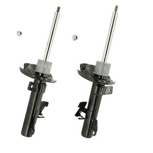 Kyb Excel G Oem Strut Front Pair For 2004 2013 Mazda 3 Fwd