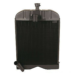 Radiator For 8n 2n 9n Fits Ford Tractor 8n8005