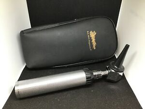 R a Bock 3 2v Professional Veterinary Otoscope W ophthalmoscope Led