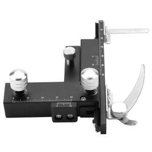 Microscope Movable Caliper Ruler Mechanical Stage X y Moveable Stage With Scale
