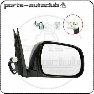 For 2004 2009 Lexus Rx330 rx350 rx400h Right Side Mirror Black Power Heated