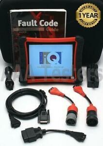 Snap on Pro link Iq Eehd118001 Diagnostic Scanner W Ddc Engines 3 4 5 6
