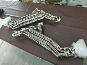 Bbk Full length Headers 1647 05 09 Dodge Charger