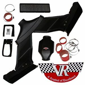 Vararam 97 00 C5 Corvette Vr B2 W Powerduct Cold Air Intake Ram Air Induction