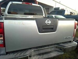 Trunk Hatch Tailgate Without Utility Box Package Fits 05 12 Frontier 15233059