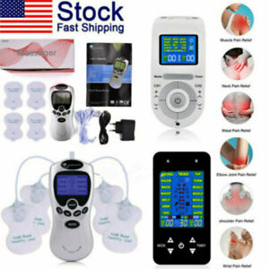 Electrotherapy Pain Relief Machine Muscle Stimulater Electric Therapy Shock Tens