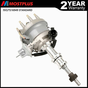 Ignition Distributor For 1977 1985 Ford Mustang Mercury Lincoln 4 2 255 5 0 302