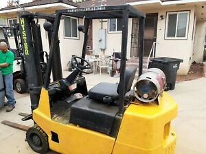 Hyster Forklift S50xl