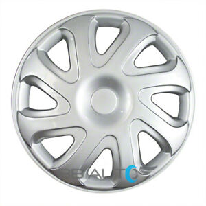 New 14 Inch Silver Hubcap Wheel Cover For 2000 2002 Toyota Corolla