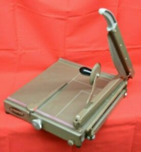 Kutrimmer Paper Trimmer Cutter Vintage Germany Photo Craft Professional Sharp