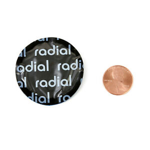 50pcs Radial Tire Patch 1 5 8 41mm Diameter Round Small Tire Repairs