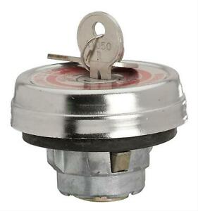 Stant 10491 Gas Cap Locking Steel Chrome Each