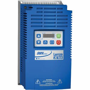Lenze Ac Tech Variable Frequency Multi function Micro Drive 230v