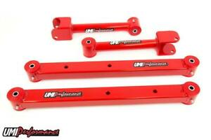 Umi Performance 64 67 Chevelle Rear Control Arm Kit Boxed Lowers