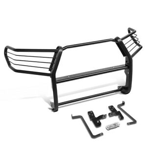 Powder coated Front Bumper Brush Grille Guard W brackets For 2016 2019 Tacoma