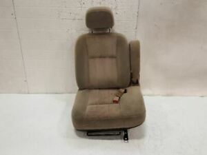 2003 2005 Ford Crown Victoria Front Right Passenger Seat Cloth Manual Oem 74288
