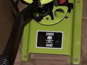 ZOMBIE New NIB 12g MEC reloader trap skeet shooting trapshooting sporting clays