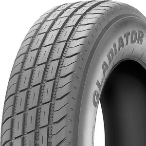 Gladiator Qr15 St 175 80d13 91 87p C 6 Ply Trailer Tire