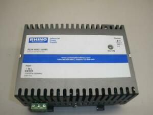 Rhino Industrial Power Supply Ps24 150d