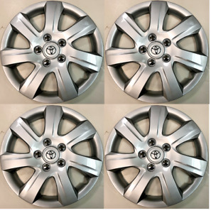 4 X Full Set 16 Hubcaps Fits Toyota Camry 2010 2011 Wheel Cover