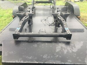 1997 2006 Jeep Wrangler Tj Frame Chassis 6cyl Will Ship