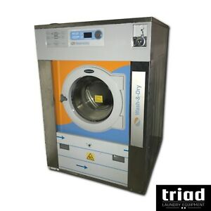 10 Wascomat Pronto 30lb Commercial Washer dryer In One 1ph Laundromat