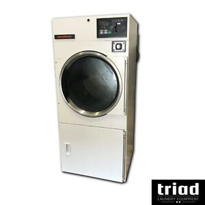 07 Speed Queen 25lb Gas Dryer Speed Queen Huebsch Wascomat Coin op Laundromat