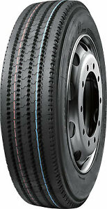 4 New Atlas Tire Aw09 225 70r19 5 Load G 14 Ply Steer Commercial Tires
