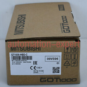 Brand New In Box Mitsubishi Hmi Gt1030 hbd c Touch Panel One Year Warranty