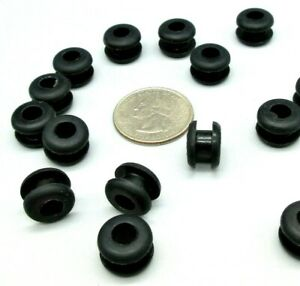 5 16 Rubber Grommets For 3 16 Panel 3 16 Id 5 16 X 3 16 X 3 16 Sbr