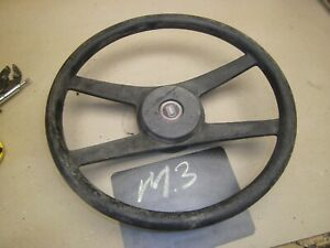 1970 1981 Camaro Chevelle Nova 4 Spoke Spoked Steering Wheel W horn Button Cap