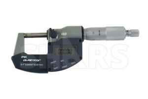Shars 0 1 0 00005 0 001mm Digital Electronic Outside Micrometer Ip65 New P