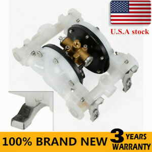 1 2 Inlet outle Air operated Double Diaphragm Pump Petroleum Fluids Sewage New