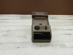 2002 Ford Explorer Rear Center Console Ac Vent With Power Port Oem 74711