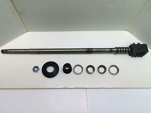 Ford 2000 3000 3400 4000su Early Tractor Manual Steering Shaft Kit D2nn3a910b
