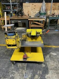 2 Stryco Band Saw Blade Welder Model Mf3