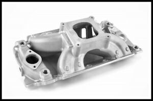 Bbc Chevy Speedmaster Hirise Intake Manifold Single Plane Rect Port 1 147 022