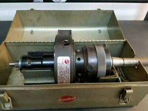 Threadwell Grind a matic Jig Grinder With Case