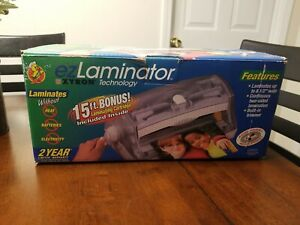 Ez Laminator Xyron Technology Cold Laminating Machine
