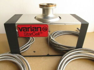 Agilent Varian Starcell Ion Pump Heater Power Cable 2 75 Cf Conflat Intake
