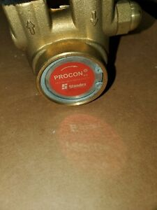 Procon Pump 102a070f11aa Brass Rotary Vane 125gph 250psi 3 8 In out Beer Soda
