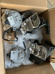 Acura Rlx 2014 2015 2016 2017 Led High Beam Headlight Ballast Retrofit L r