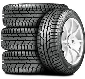 4 New Fate O Ar 550 Advance 205 50r16 87h A S Performance Tires