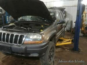 Grille Chrome Fits 99 03 Grand Cherokee 39877