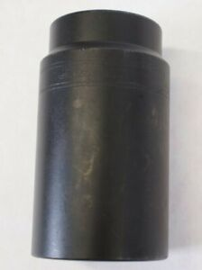 New Snap On Simm350 1 2 Dr 6pt Metric Flank Drive 35mm Deep Impact Socket