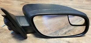 10 11 12 18 Ford Taurus Power Outer Side View Door Mirror Right Passenger Oem