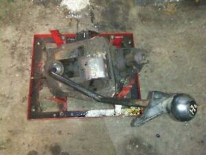 4 Speed 2wd Manual Transmission With Pto For 73 87 Chevrolet C30 Van