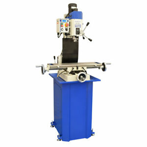 Pm 728vt Ultra Precision Vertical Bench Top Milling Machine Free Shipping