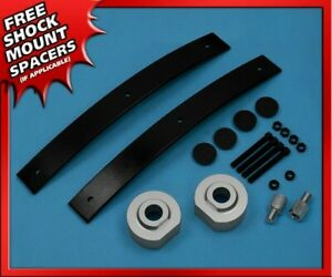 Fits 83 96 Ford Ranger 4x2 2 Front 1 5 2 Rear Add a leaf Lift Kit Shock Ext