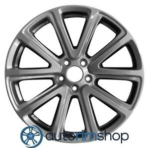 New 20 Replacement Rim For Ford Explorer 2015 2017 Wheel Silver
